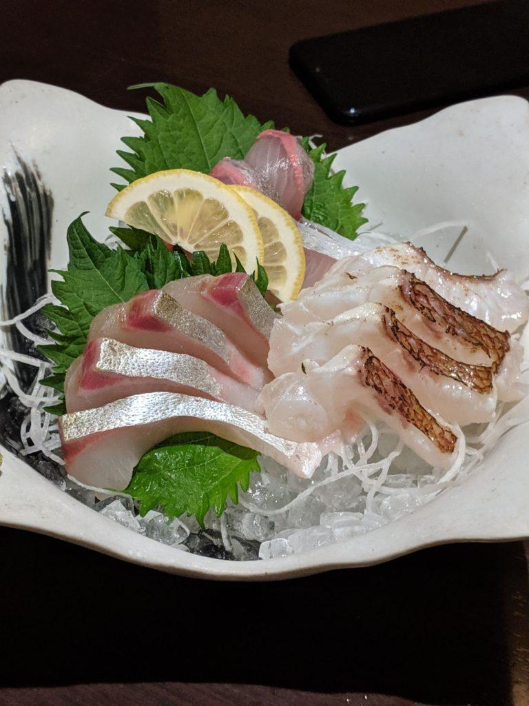 Pixel3a料理魚