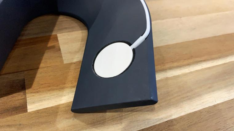 Curvy Continuum Apple Watch スタンド