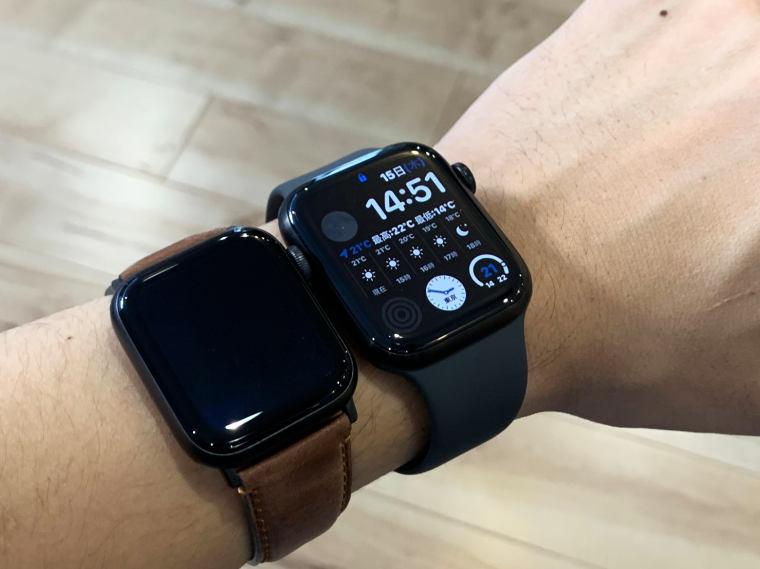 Apple Watch 6 常時表示機能