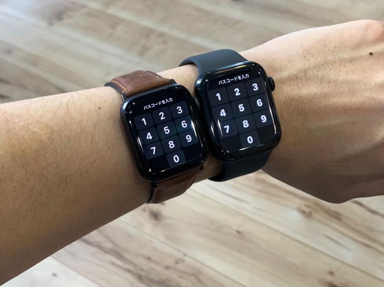 Apple Watch 6かSEのどっち?