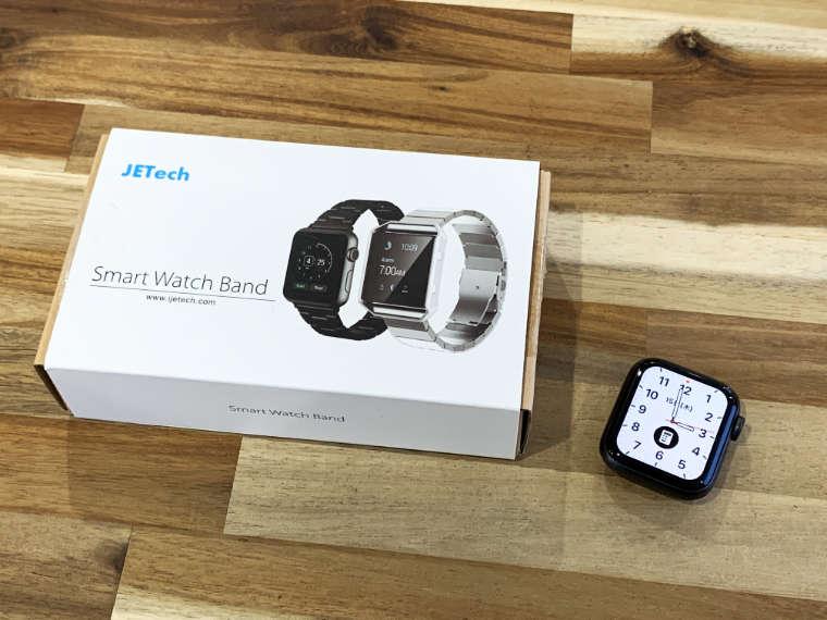JEDirect Apple Watch メタルバンド 外箱