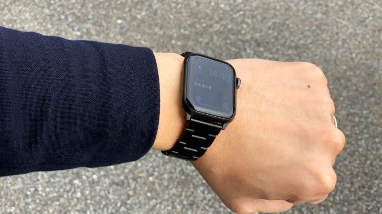 JEDirect Apple Watch メタルバンド